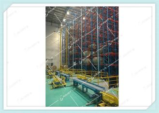 Warehouse Automatic Storage Retrieval System Advanced Control ISO 9001 Certification