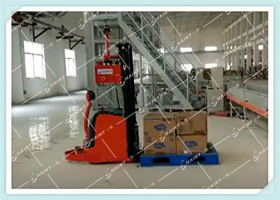 High Efficiency Low Noise Auto Guided Vehicle For Paper Mill / Pulp Mill