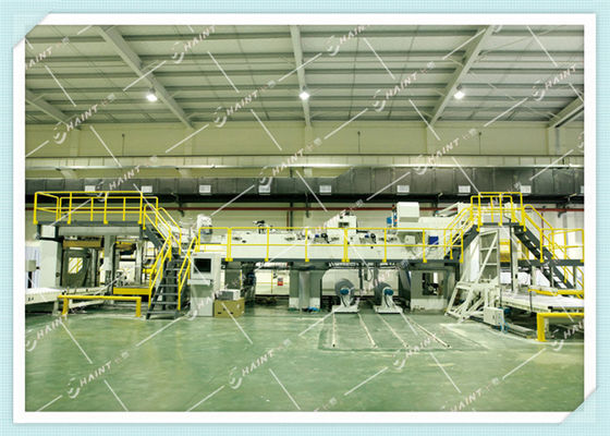 Production Line Ream Wrapping Machine Customized For A3 Size Paper Sheeter