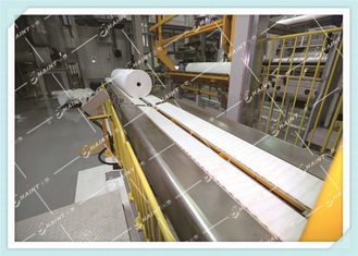 Professional Fabric Roll Handling Equipment For Nonwoven Industry CE Certification